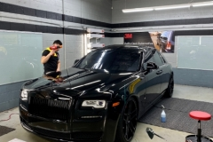 Ceramic-IR-Rolls-Royce-Ghost-Premium-Window-Tint-Los-Angeles-CA-